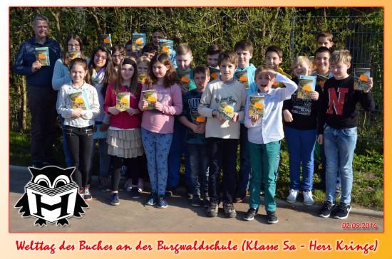 Welttag des Buches an der BWS