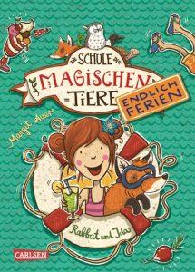 Schule der magischen Tiere - ENDLICH Ferien...